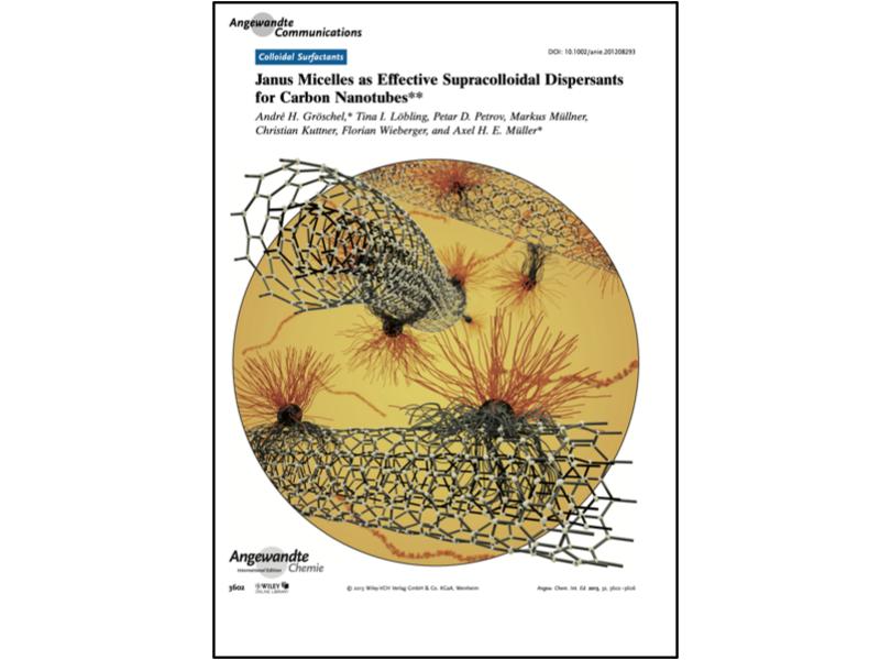 Janus Micelles as Effective Supracolloidal Dispersants for Carbon Nanotubes